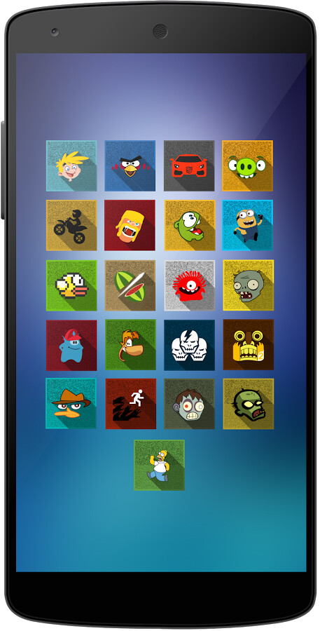 Twint - Icon Pack - Android - $0.99, down from $1.50