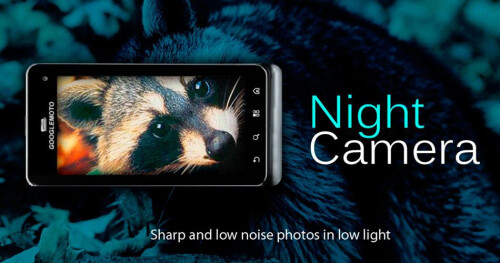 Night Camera+ - Android - $0.99, down from $2.99
