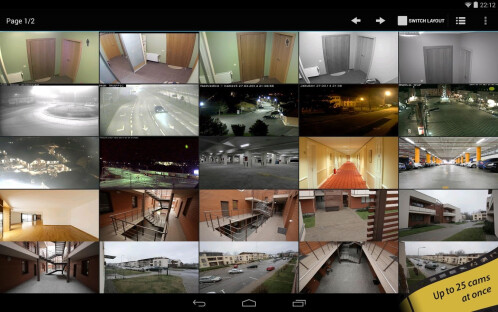tinyCam Monitor PRO - Android - $1.99, down from $3.99