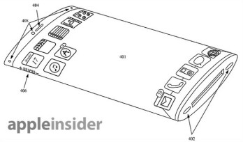 Samsung patent application could show off the Samsung Galaxy