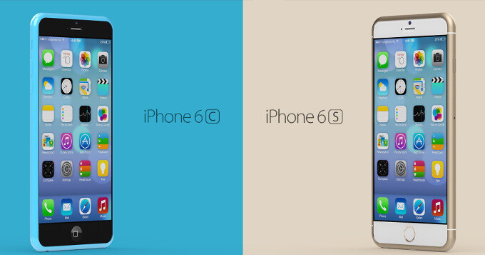 Apple iPhone 6s and 6c concept reimagines Apple's next big thing