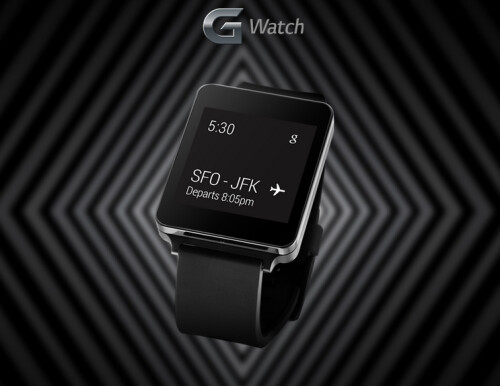 LG G Watch could be released immediately after Google I/O