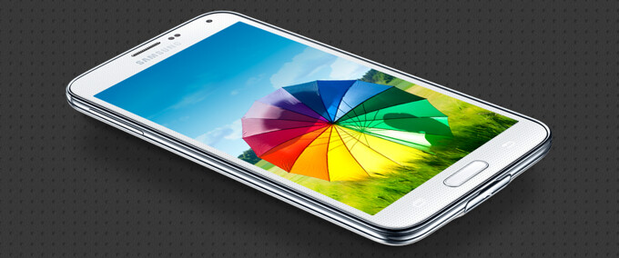 Sprint's Samsung Galaxy S5 is now receiving a software update