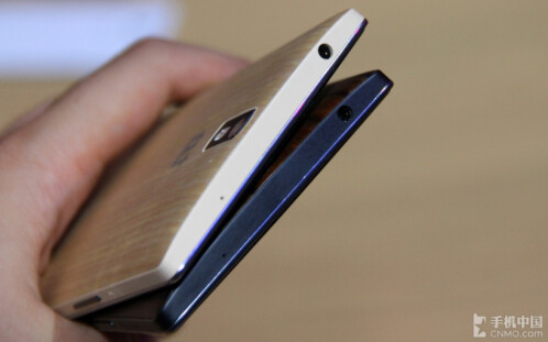 OnePlus One in hands-on photos