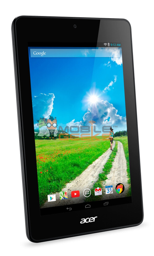 Intel-powered Acer Iconia B1-730 HD shows up, should be announced next week