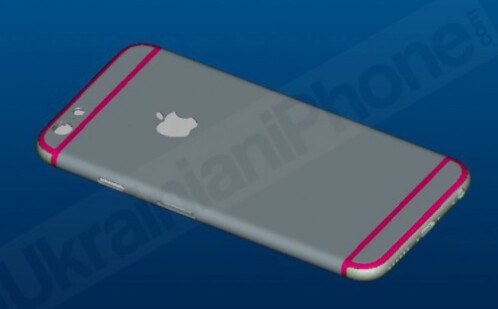 Leaked iPhone 6 renders may show exact size and shape of Apple's next flagship