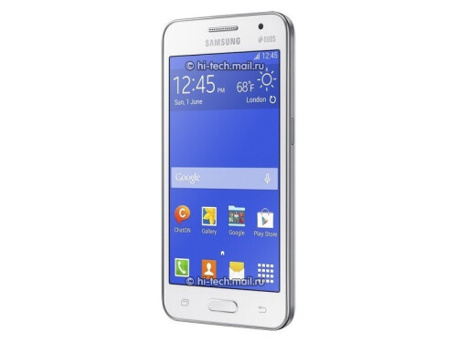 Dual SIM Samsung Galaxy Core 2 to be launched in May