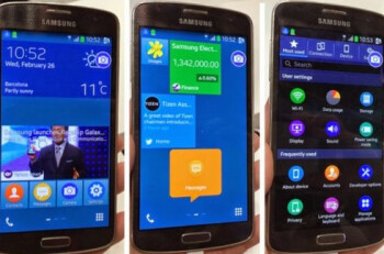 Samsung's first Tizen powered phone, is tipped to launch next month in Russia