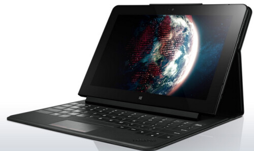 Images from leak of Lenovo ThinkPad 10 product page