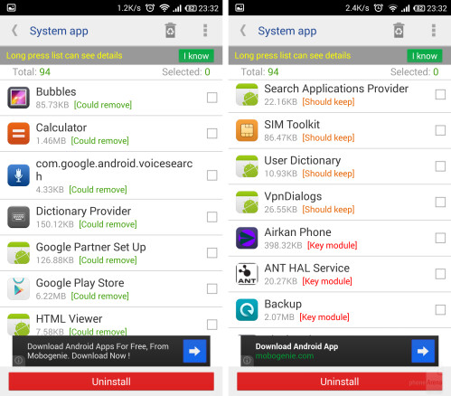 How to easily get rid of bloatware apps (root) - PhoneArena