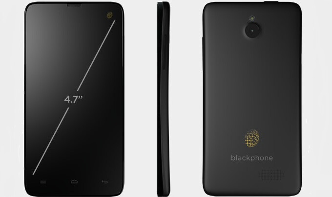 The über-secure Blackphone will be powered by 2GHz NVIDIA Tegra 4i CPU