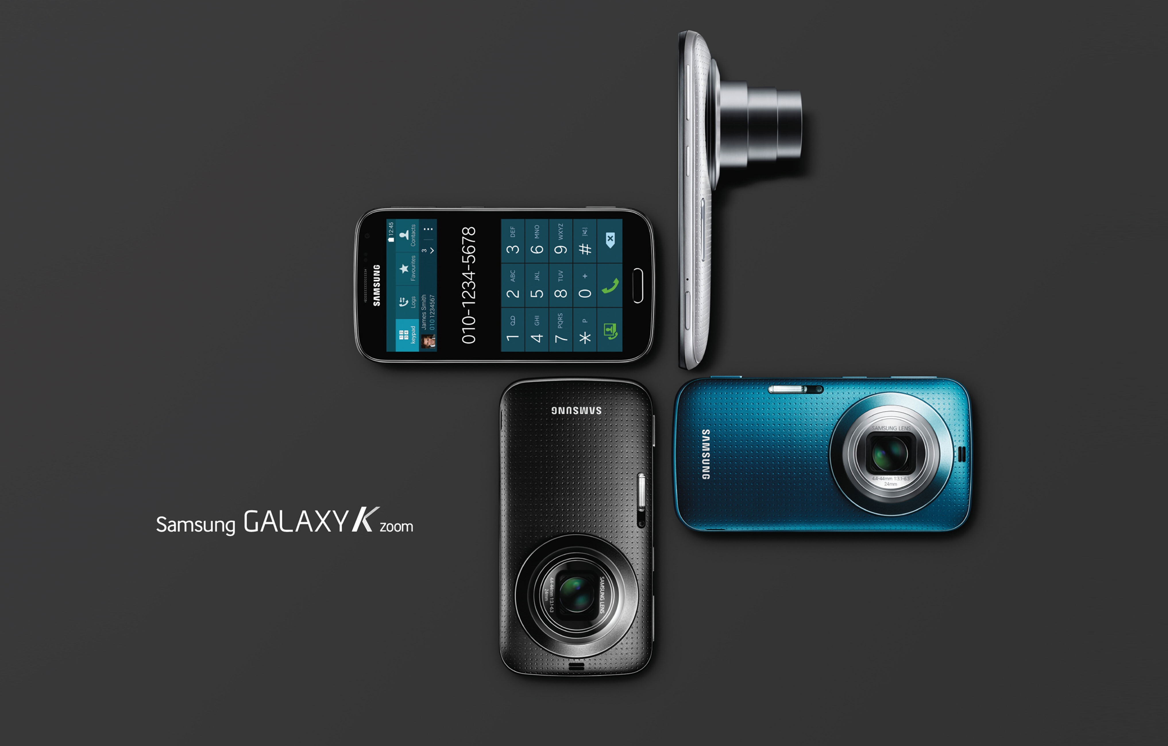 Samsung Galaxy K Zoom Is Official 20 7mp Ois And 10x