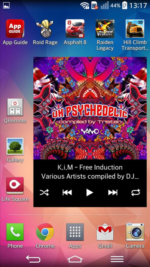 Shuttle Music Player for Android
