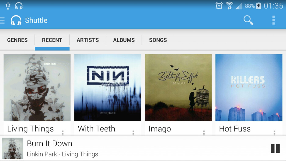 Shuttle review: the Google Now of music players totally deserves its popularity
