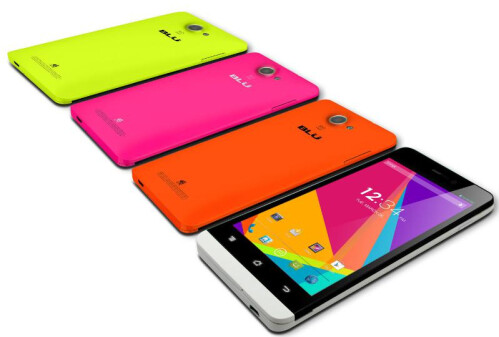 The BLU Studio 5.0 LTE is the manufacturer's first LTE enabled smartphone