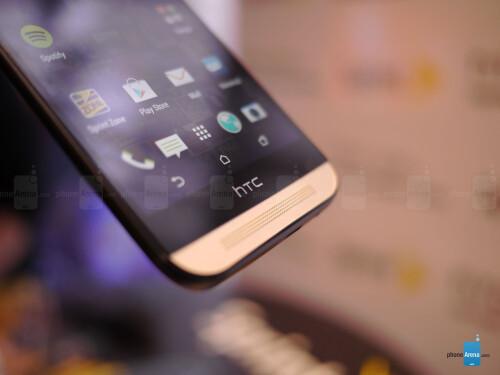 HTC One M8 Harman Kardon Edition hands-on