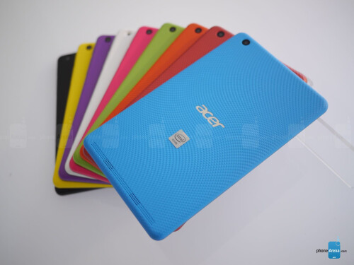Acer Iconia One 7 hands-on