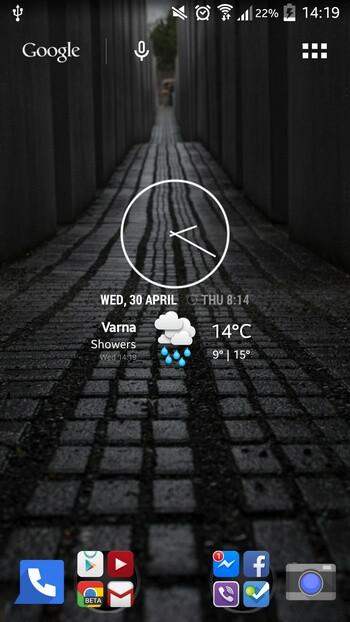 500 Firepaper screenshots