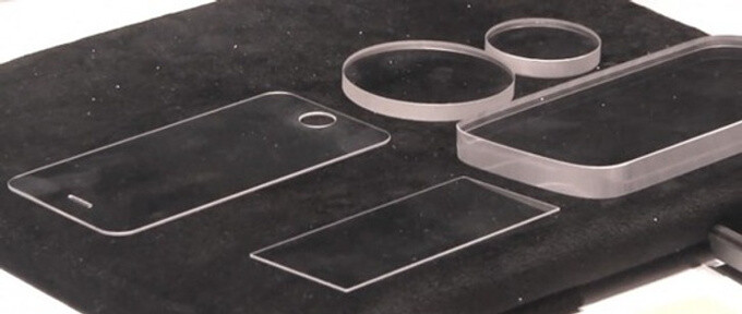 Is an iPhone 6 with a sapphire display coming?