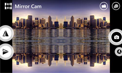 Mirror Cam - Windows Phone - Free