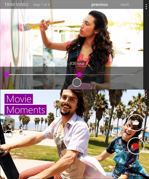 Movie Moments - Windows Phone - Free