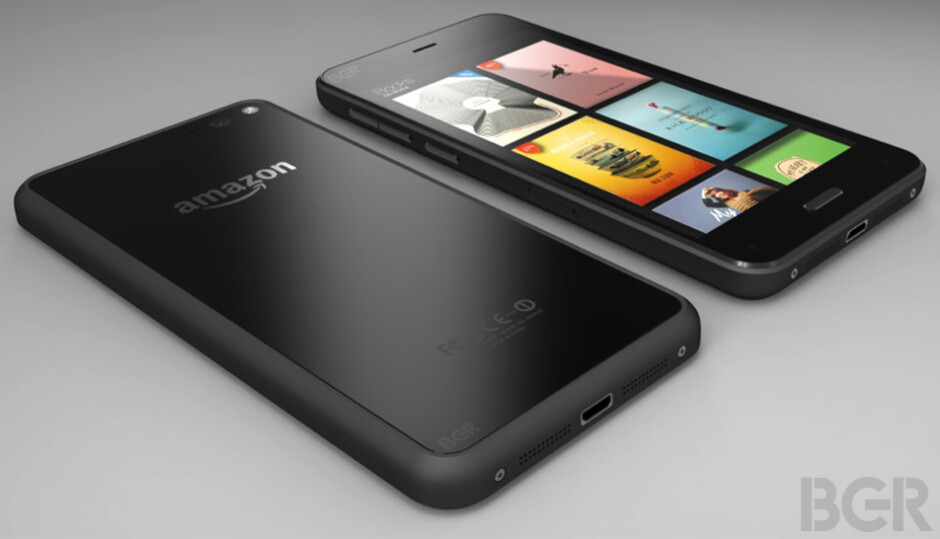 Amazon's first smartphone pictured again, looks decent