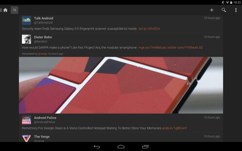 Fenix for Twitter - Android - $2.49