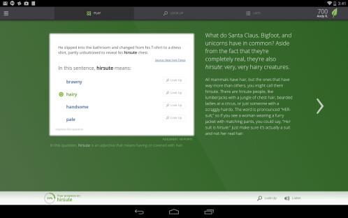Vocabulary.com - Android, iOS - $2.99