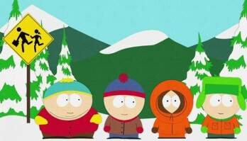 South Park stickers are now available globally at the BBM Store