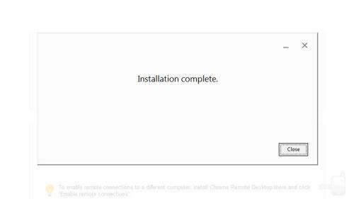 Install the Remote Desktop Host app