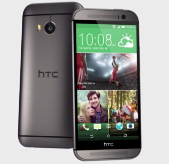 Press render of the HTC One mini 2 leaks