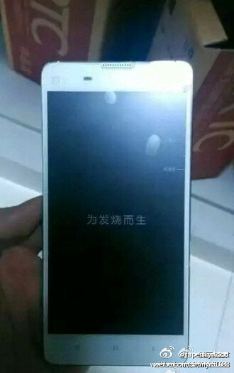 New Xiaomi Mi3S with Android KitKat and Snapdragon 801 processor shows up