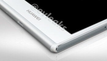 The Huawei Ascend P7 is only 6.18mm thick