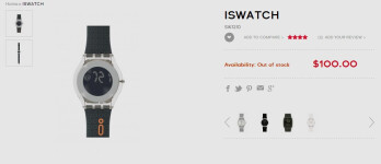 """iSwatch"" maker Swatch moves to block Apple from trademarking ""iWatch"""