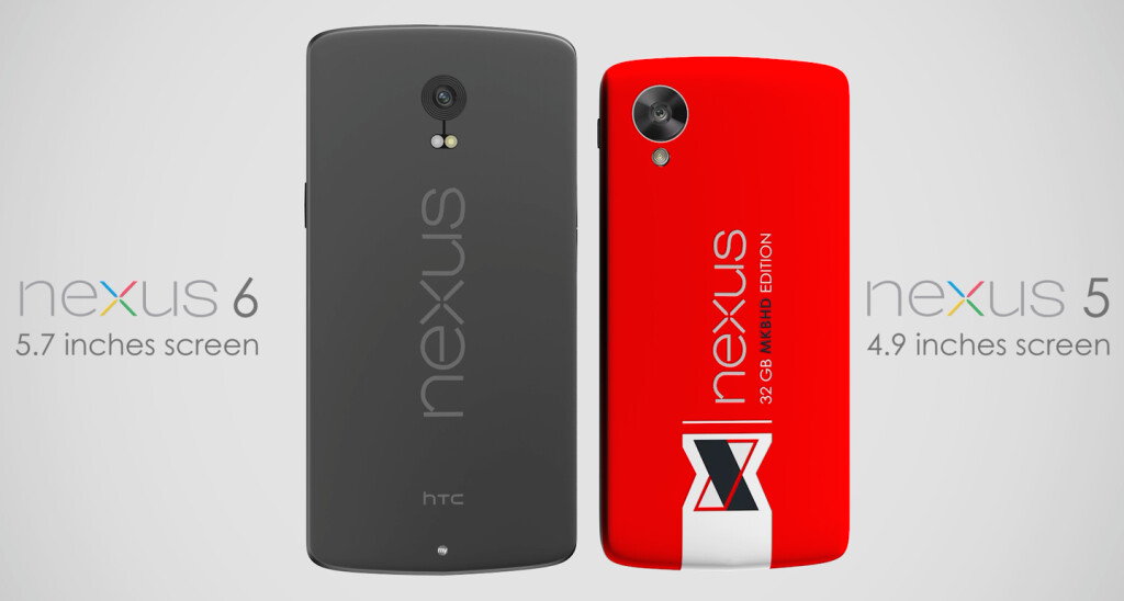 This Google Nexus 6 concept has a 5.7-inch display and HTC ...