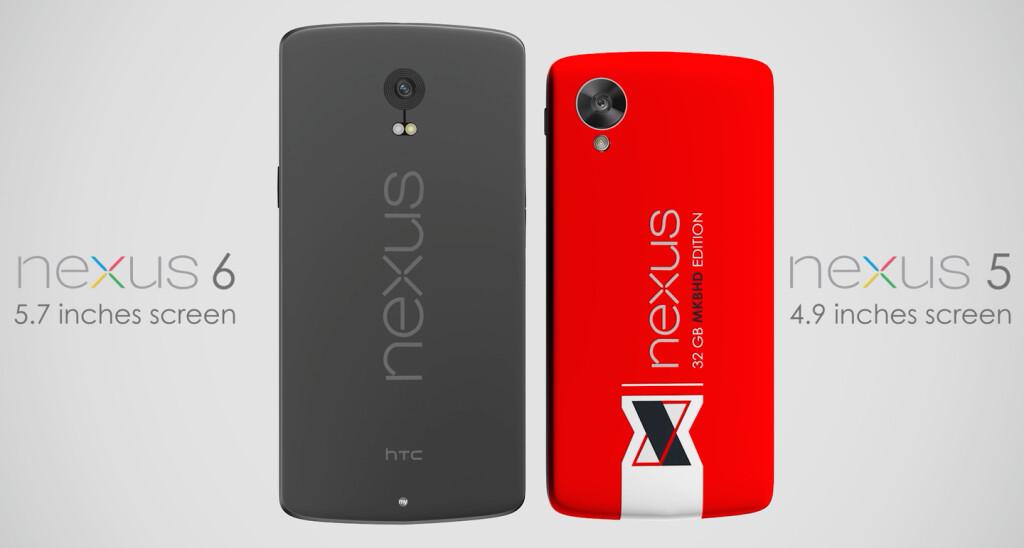 nexus6 htc