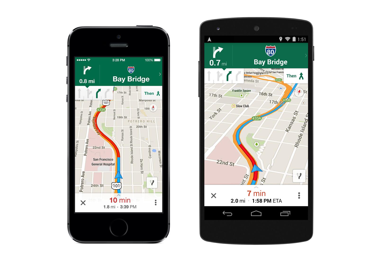 Lane navigation