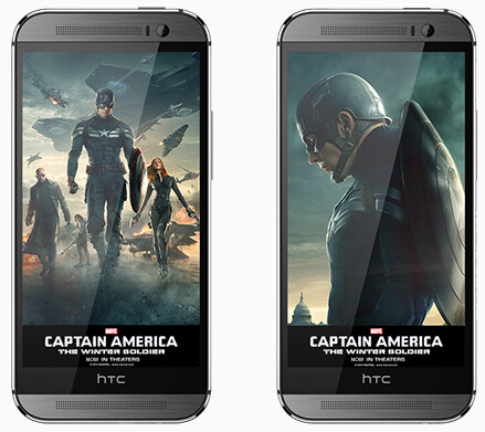 You can now win an HTC One M8 S.H.I.E.L.D. Limited Edition (US and Canada only)