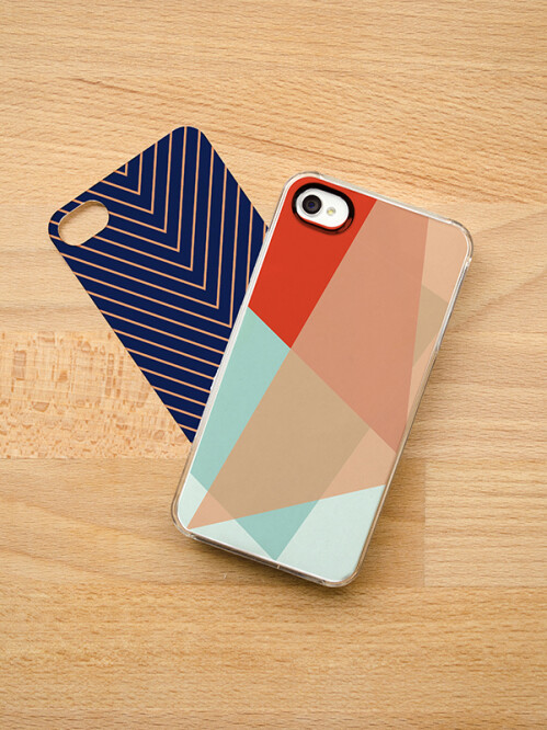 iPhone Templates for clear cases