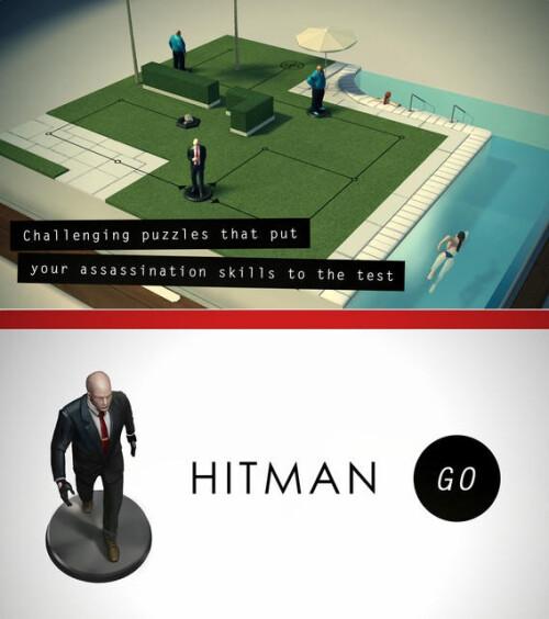 Hitman GO - iOS - $4.99
