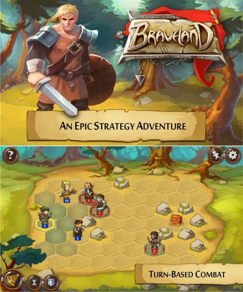 Braveland - Windows Phone - $2.99