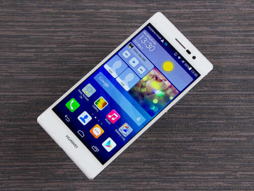 Huawei Ascend P7-View Specifications