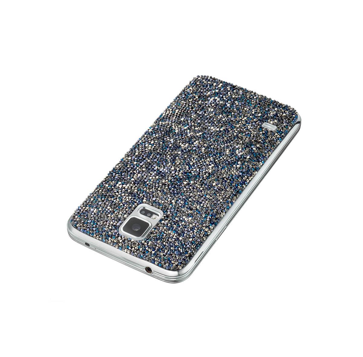 Sforum - Trang thông tin công nghệ mới nhất Swarovski-for-Samsung-Collection-announced-07 Bộ phụ kiện pha lê Swarovski đã được bán ra dành riêng cho Galaxy S5 và Gear Fit
