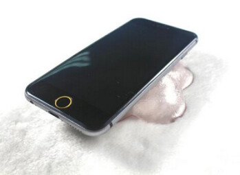 Is this the front of the Apple iPhone 6 dummy?
