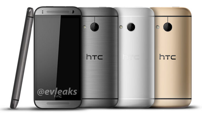 HTC One Mini (M8)'s rather pricy European pricing leaks