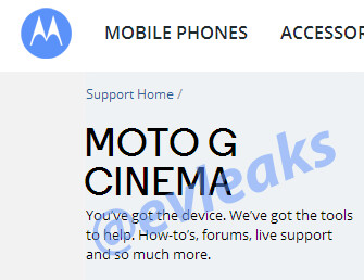 More details about the Moto X+1 leak on Motorola's website, alongside a mysterious Moto G Cinema version