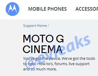 More details about the Moto X+1 leak on Motorola's website, alongside a mysterious Moto G Cinema version