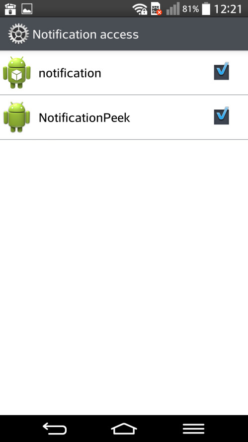 How-to: Get the awesome Notification Peek feature from Paranoid Android without flashing ROMs