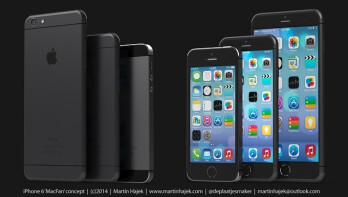 4.7'' and 5.5'' iPhone 6 rumor round-up: design, specs, price, and release date