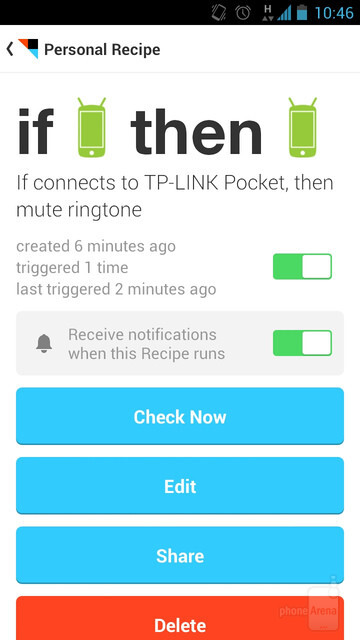 If This Then That for Android - IFTTT for Android review: a promising start, but not the ultimate automation solution